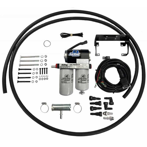 AIRDOG II-4G DF-100-4G AIR/FUEL SEPARATION SYSTEM 2011-2014 GM 6.6L DURAMAX LML (STOCK TO MODERATE)