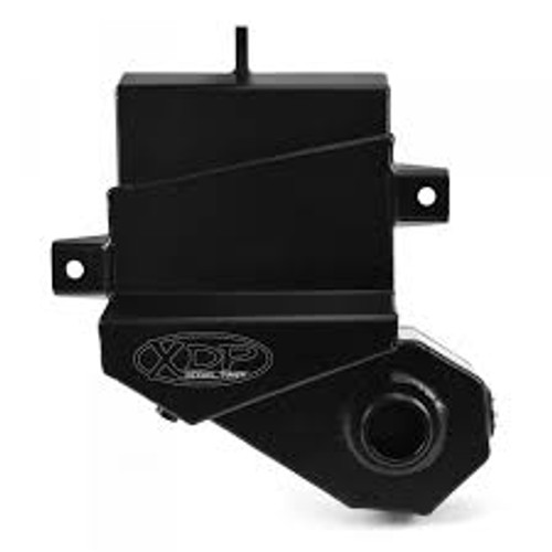 XDP ALUMINUM COOLANT RECOVERY TANK RESERVOIR 2003-2007 FORD 6.0L POWERSTROKE