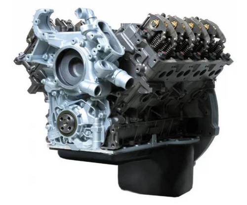 DFC DIESEL REMANUFACTURED LONG BLOCK CRATE ENGINE 2008-2010 FORD 6.4L POWERSTROKE (AUTOMATIC TRANSMISSION)
