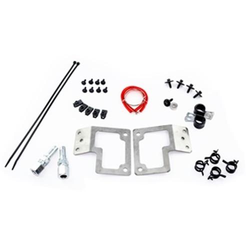 Ford 6.7L 17-19 Transmission Cooler Kit by Driven Diesel