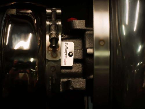 Small Frame - Bullseye Power Street Billet 62MM Series