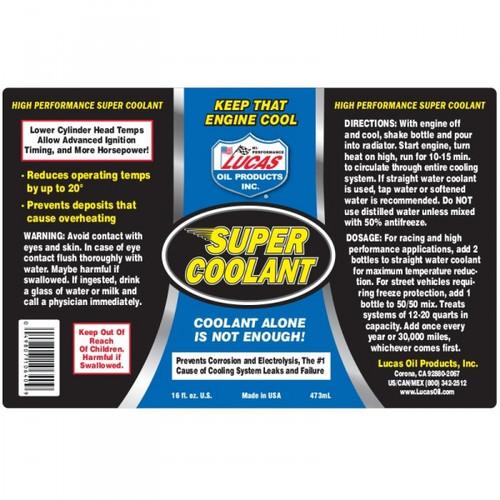 Lucas Oil Super Coolant