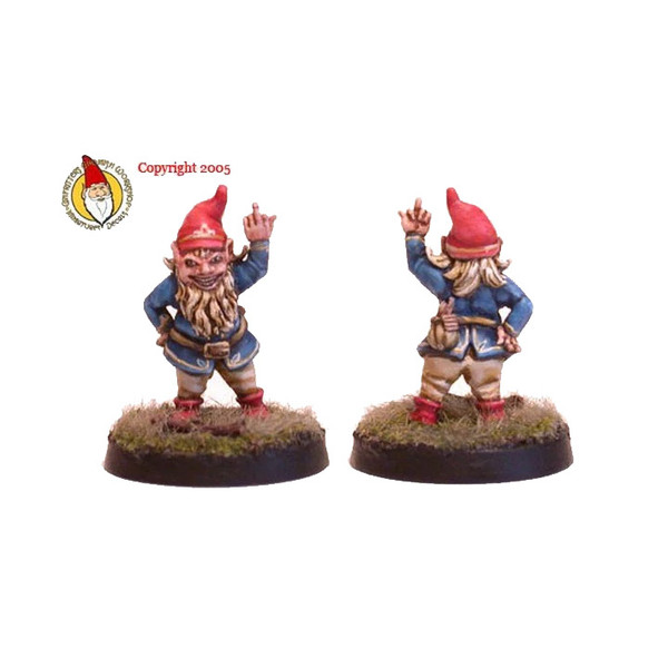 GNOME001 Rhuud E. 'The Flippin' Gnome