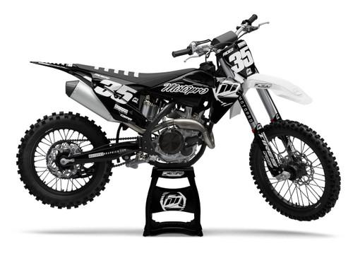 MotoPro Graphics Husqvarna Dirt Bike CHAIN Series Graphics