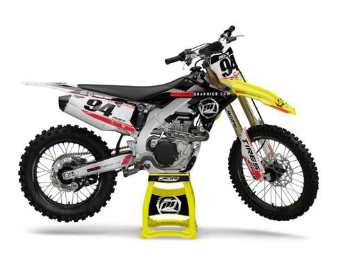 MotoPro Graphics Suzuki Dirt Bike KR94 Series Graphics
