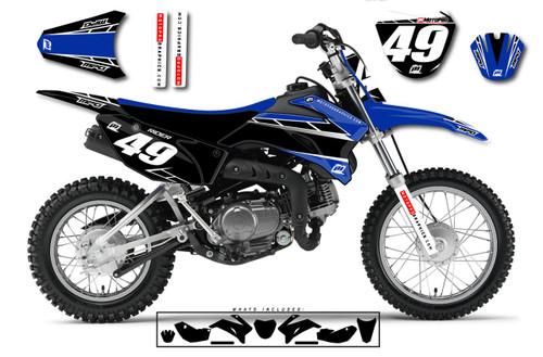 MotoPro Graphics Yamaha TTR110 Pit Bike JUG Series Graphics - FREE SHIPPING