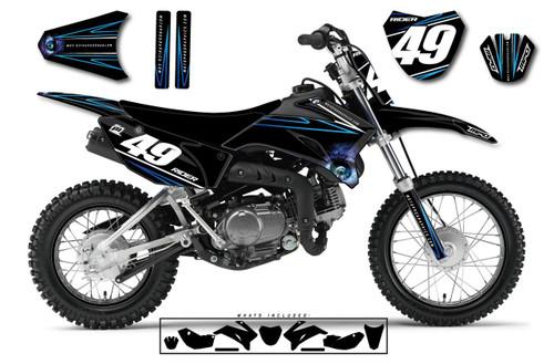 MotoPro Graphics Yamaha TTR110 Pit Bike MAX Series Graphics - FREE SHIPPING