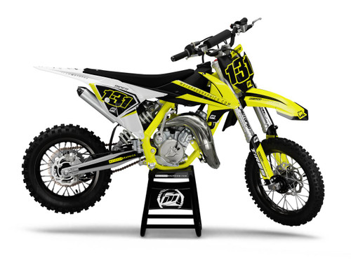 MotoPro Graphics Custom KTM 85 SX Dirt Bike RYNO Series Graphics Set - FREE SHIPPING