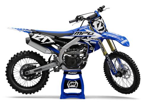 MotoPro Graphics Yamaha Dirt Bike Gamma Series Graphics