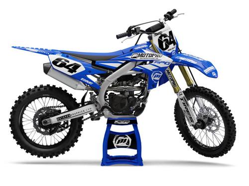 MotoPro Graphics Yamaha Dirt Bike Champion Series Graphics