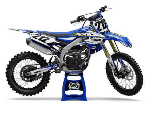 MotoPro Graphics Yamaha Dirt Bike Factory Series Graphics