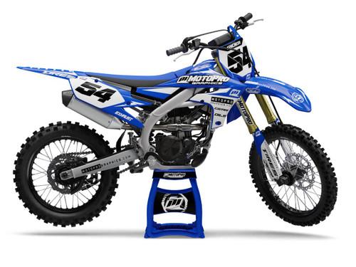 MotoPro Graphics Yamaha Dirt Bike Genesis Series Graphics