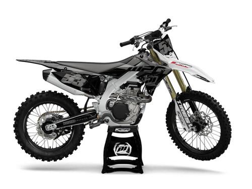 MotoPro Graphics Suzuki Dirt Bike Genesis Stealth Graphics