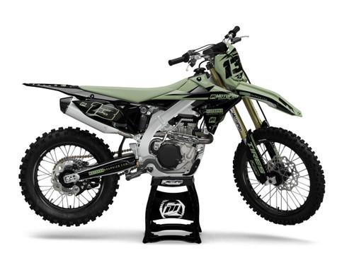 MotoPro Graphics Suzuki Dirt Bike Thunder HAKI Graphics