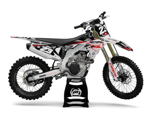 MotoPro Graphics Suzuki Dirt Bike FIX Series Graphics