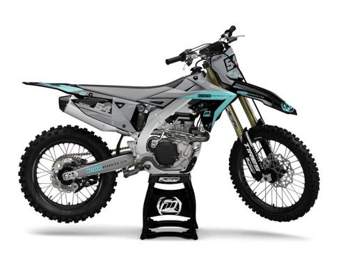 MotoPro Graphics Suzuki Dirt Bike MYSTERY Series Graphics