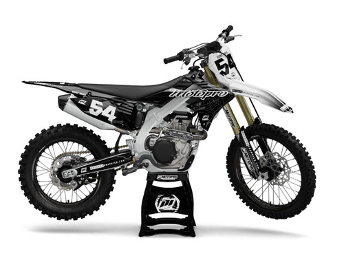 MotoPro Graphics Suzuki Dirt Bike VIEWINGER Series Graphics