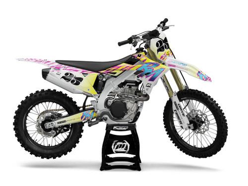 MotoPro Graphics Suzuki Dirt Bike LEGEND Series Graphics