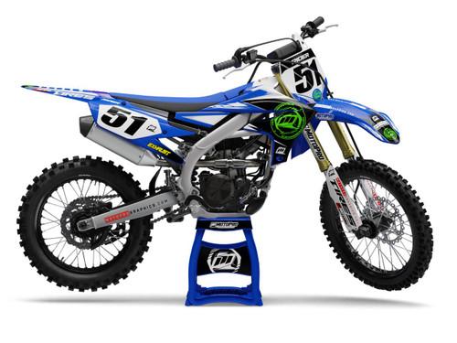 MotoPro Graphics Yamaha Dirt Bike BAMBAM Series Graphics