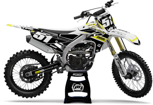 MotoPro Graphics Yamaha Dirt Bike NEXT Series Graphics