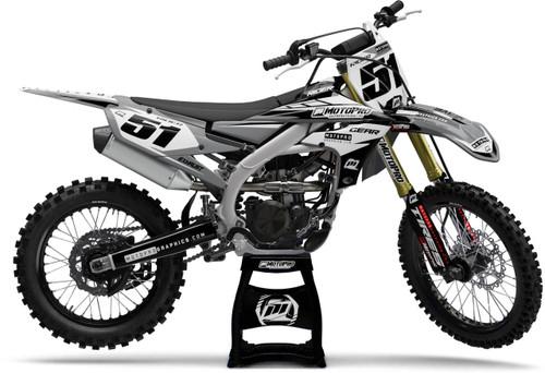 MotoPro Graphics Yamaha Dirt Bike ROOTS Series Graphics