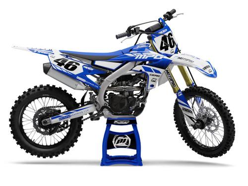 MotoPro Graphics Yamaha Dirt Bike CLASS Series Graphics