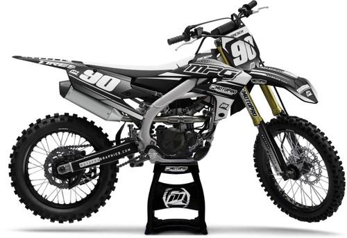 MotoPro Graphics Yamaha Dirt Bike LAZY Series Graphics