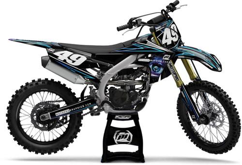 MotoPro Graphics Yamaha Dirt Bike MAXX Series Graphics