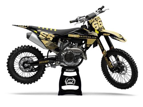 MotoPro Graphics Husqvarna Dirt Bike DART Series Graphics