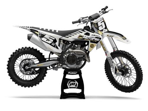 MotoPro Graphics Husqvarna Dirt Bike WEB Series Graphics