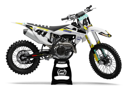 MotoPro Graphics Husqvarna Dirt Bike MXGP Series Graphics
