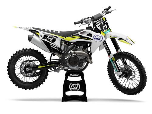 MotoPro Graphics Husqvarna Dirt Bike DIRTSTAR Series Graphics