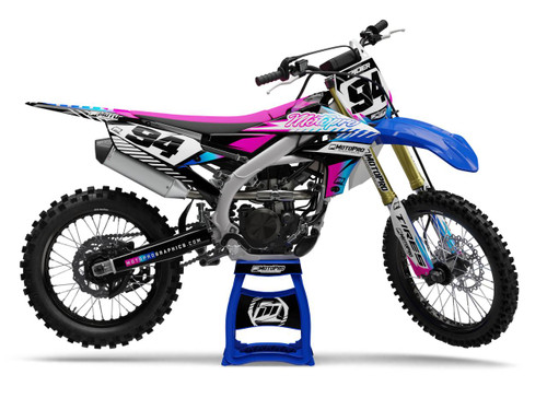 MotoPro Graphics Yamaha Dirt Bike KORN Series Graphics