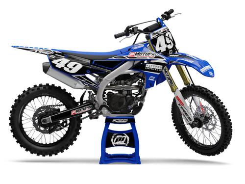 MotoPro Graphics Yamaha Dirt Bike JUG Series Graphics