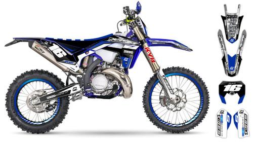 MotoPro Graphics Sherco Dirt Bike ABSOLUTE Series Graphics