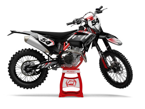 MotoPro Graphics GasGas Dirt Bike HAIL Series Graphics Set