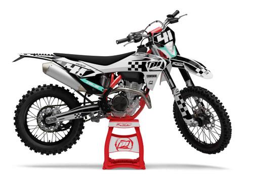 MotoPro Graphics GasGas Dirt Bike STARTER Series Graphics Set