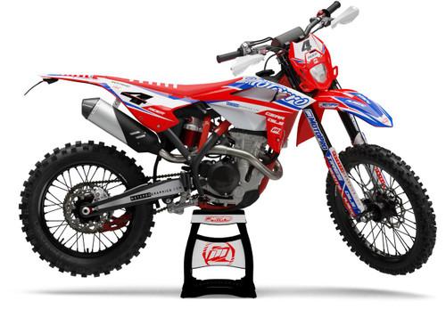 MotoPro Graphics BETA Dirt Bike IMPALA Series Graphics Set
