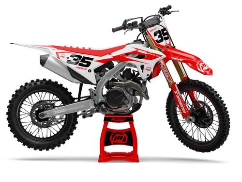 MotoPro Graphics Honda Dirt Bike Leader Series Graphics