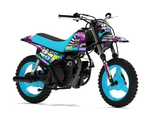 MotoPro Graphics Yamaha PW50 SPLASH Series Graphics