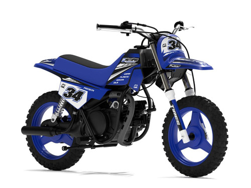 MotoPro Graphics Yamaha PW50 HEATER Series Graphics