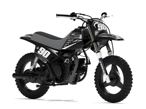 MotoPro Graphics Yamaha PW50 LAZY Series Graphics