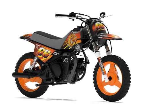 MotoPro Graphics Yamaha PW50 LION Series Graphics