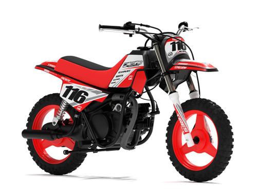 MotoPro Graphics Yamaha PW50 TREK Series Graphics