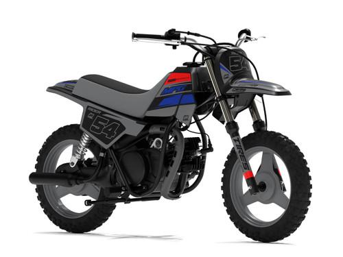 MotoPro Graphics Yamaha PW50 WAX Series Graphics