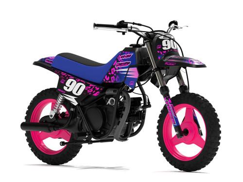 MotoPro Graphics Yamaha PW50 CHEETAH Series Graphics