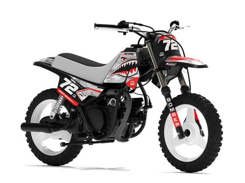 MotoPro Graphics Yamaha PW50 BOMBER Series Graphics