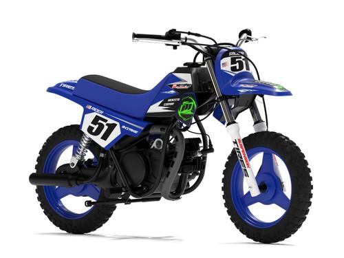 MotoPro Graphics Yamaha PW50 BAMBAM Series Graphics