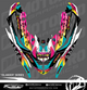 MotoPro Graphics Sea-Doo Spark Graphic Set - Islander Series