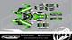 MotoPro Graphics Stacyc Electric Bike Speeder Series Graphics